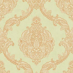 Chantilly Lace Wallpaper by Antonina Vella Pattern #WP-1151