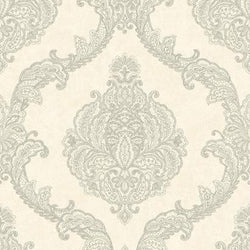 Chantilly Lace Wallpaper by Antonina Vella Pattern #WP-1154
