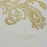 Geo Ombre Stripe Wallpaper by Stacy Garcia #ST6077