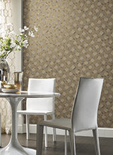 Navajo Wallpaper by Antonina Vella Pattern #BD44503