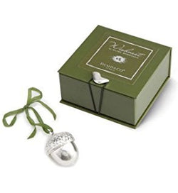 Wishnest Acorn Ornament in Box