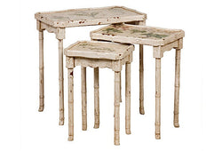 Botanical Nesting Tables