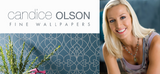 Luscious Wallpaper by Candice Olson #CD4045