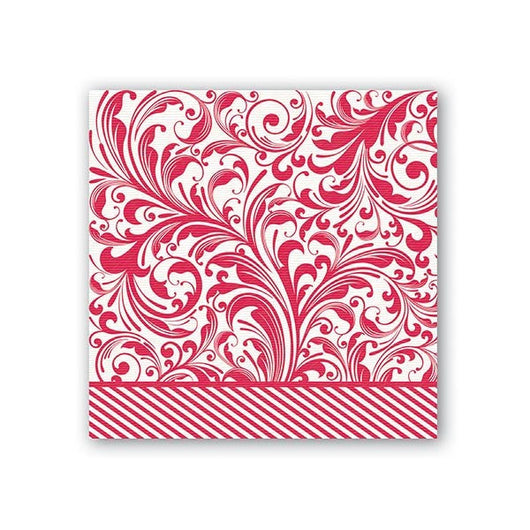 Candy Cane Cocktail Napkins