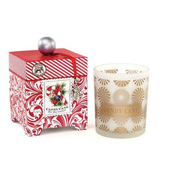 CANDY CANE 14 oz. SOY WAX CANDLE