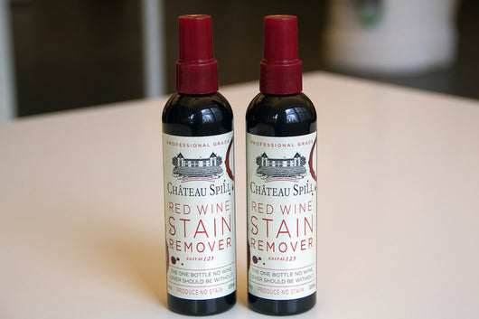 Chateau Spill Red Wine Stain Remover Pump Bottle