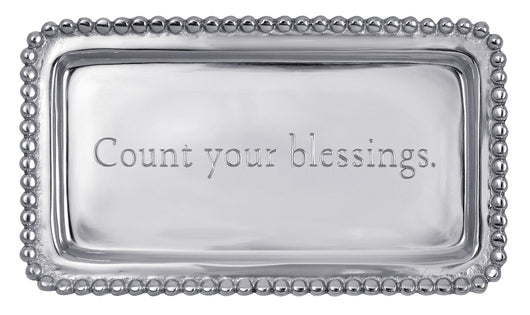 Count Your Blessings Tray