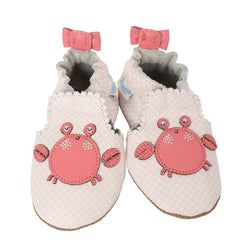 Crab Cutie Baby Shoes