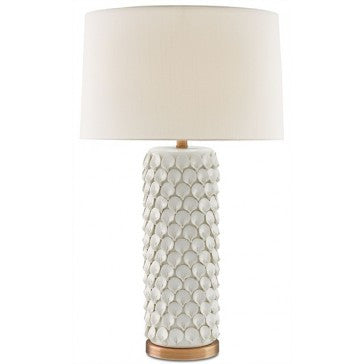 Currey & Company Calla Lily Table Lamp
