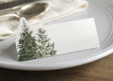 Evergreen Placecards