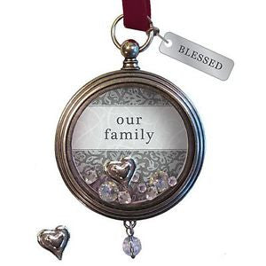 Our Family Keepsake Locket