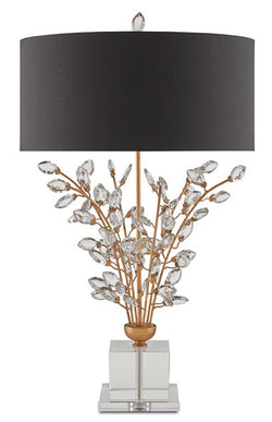 Currey & Company Forget-Me-Not Table Lamp