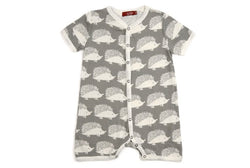 Shortall Grey Hedgehog