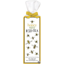 Scattered Bee Iced Tea