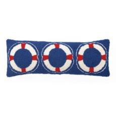 Life Preserver Hook Pillow