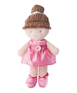 LILY BALLERINA ACTIVITY DOLL