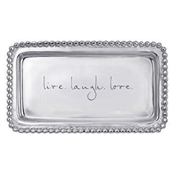 Live, Laugh, Love - Tray