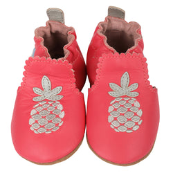 Pretty Pineapple Baby Shoes