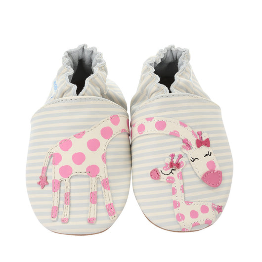 Reach For The Stars Baby Shoes