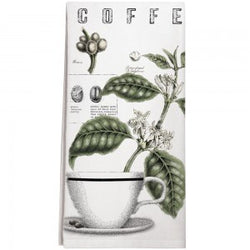 Coffee Bean Kitchen Towel