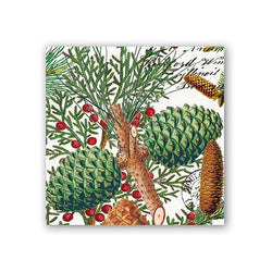 Spruce Cocktail Napkins