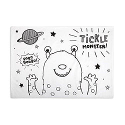 Tickle Monster Doodle Pillowcase