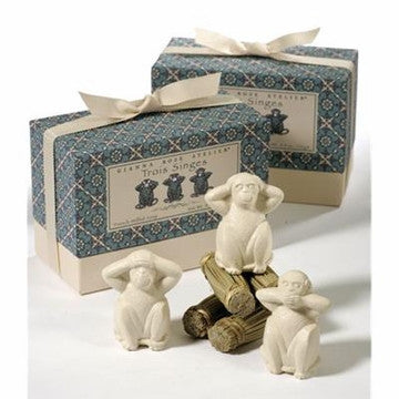Trois Singes Soap (Three Wise Monkeys)
