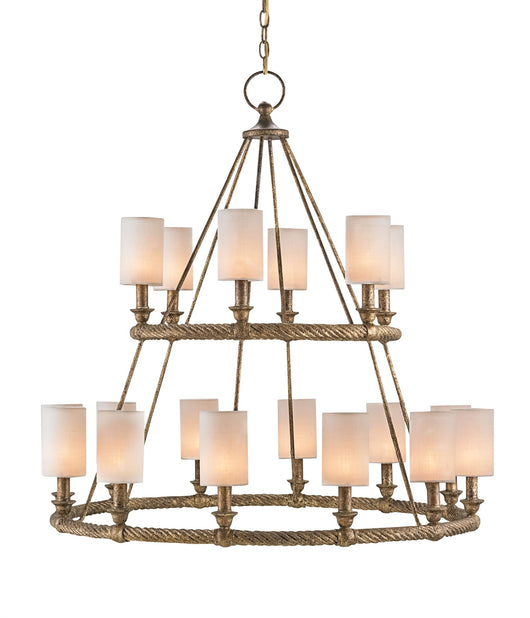 Currey & Company Westbourne Chandelier