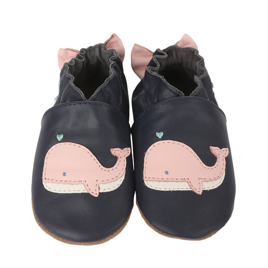 Winnie The Whale Baby Shoes