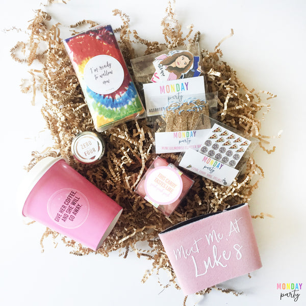 Gilmore Girls Party Box - Party for One