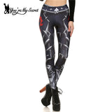 You're My Secret Wow of the Horde Steampunk Leggings