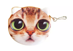 Buy Cat Coin Purse