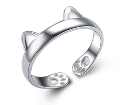 Buy Cat Ears Ring