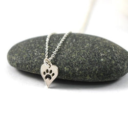 Buy Paw Heart Necklace