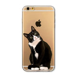 Tuxedo Cat Phone Case for iPhone 6, 6S