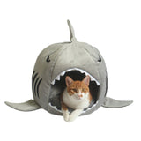 Shark Bed for Cats