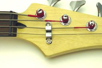 Bass String Retainer