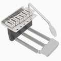 6 String Vintage Style Stainless Tremolo Bridge