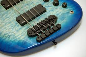 5 String D Style Bass Bridge