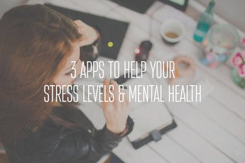Relax. 3 Apps to help your stress levels and mental health
