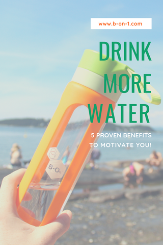 drink more water pinterest
