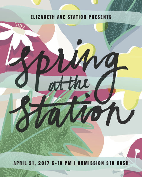 Spring Shindig at Elizabeth Ave Station