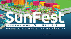 Sunfest is Almost Here!