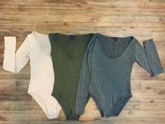 light weight jersey fabric bodysuits