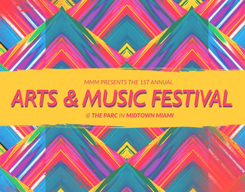 Art and Music Festival Miami