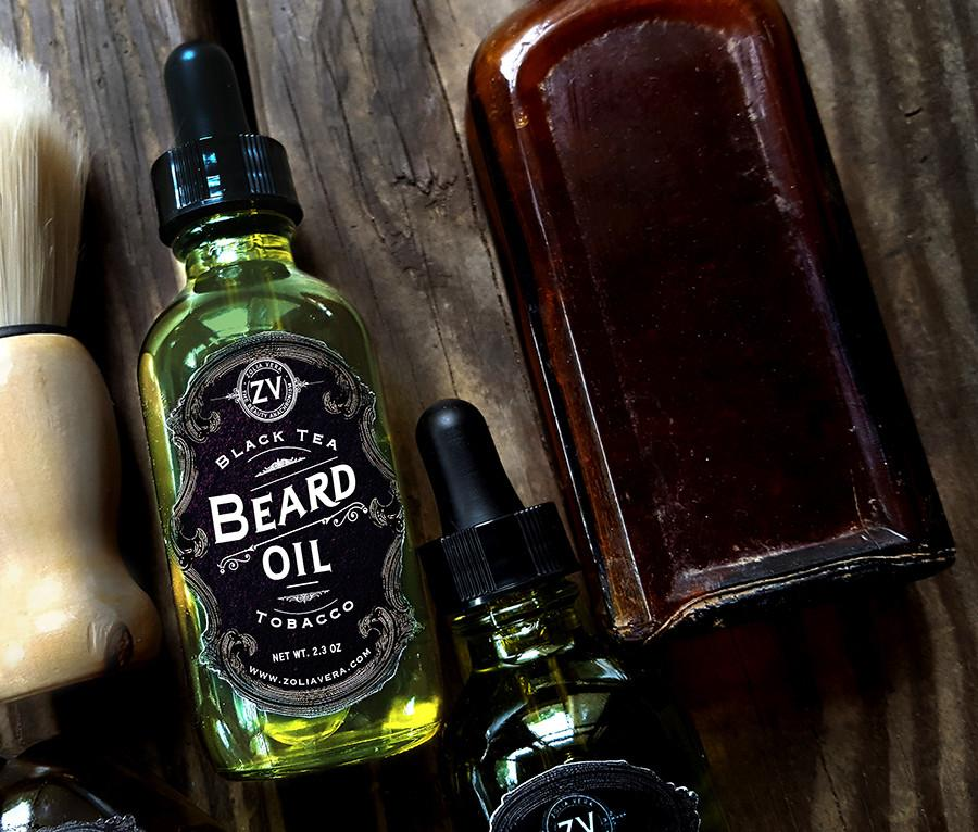 Zolia Vera - Black Tea & Tobacco Beard Oil