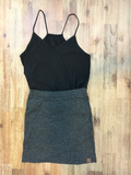 Black Everyday Tank Top