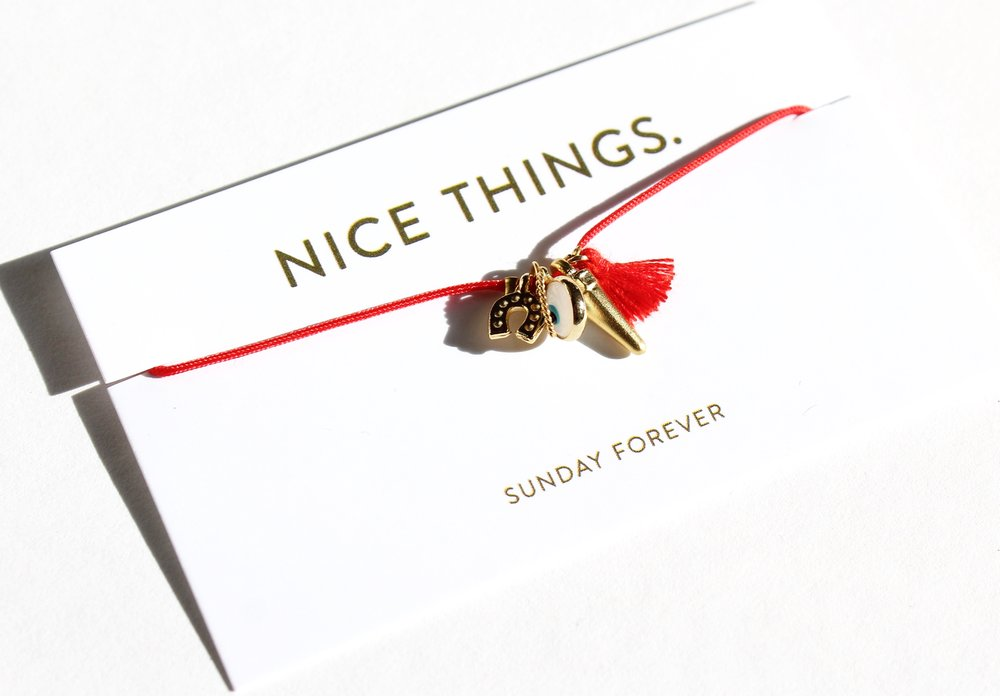 Sunday Forever - All The Luck Bracelet