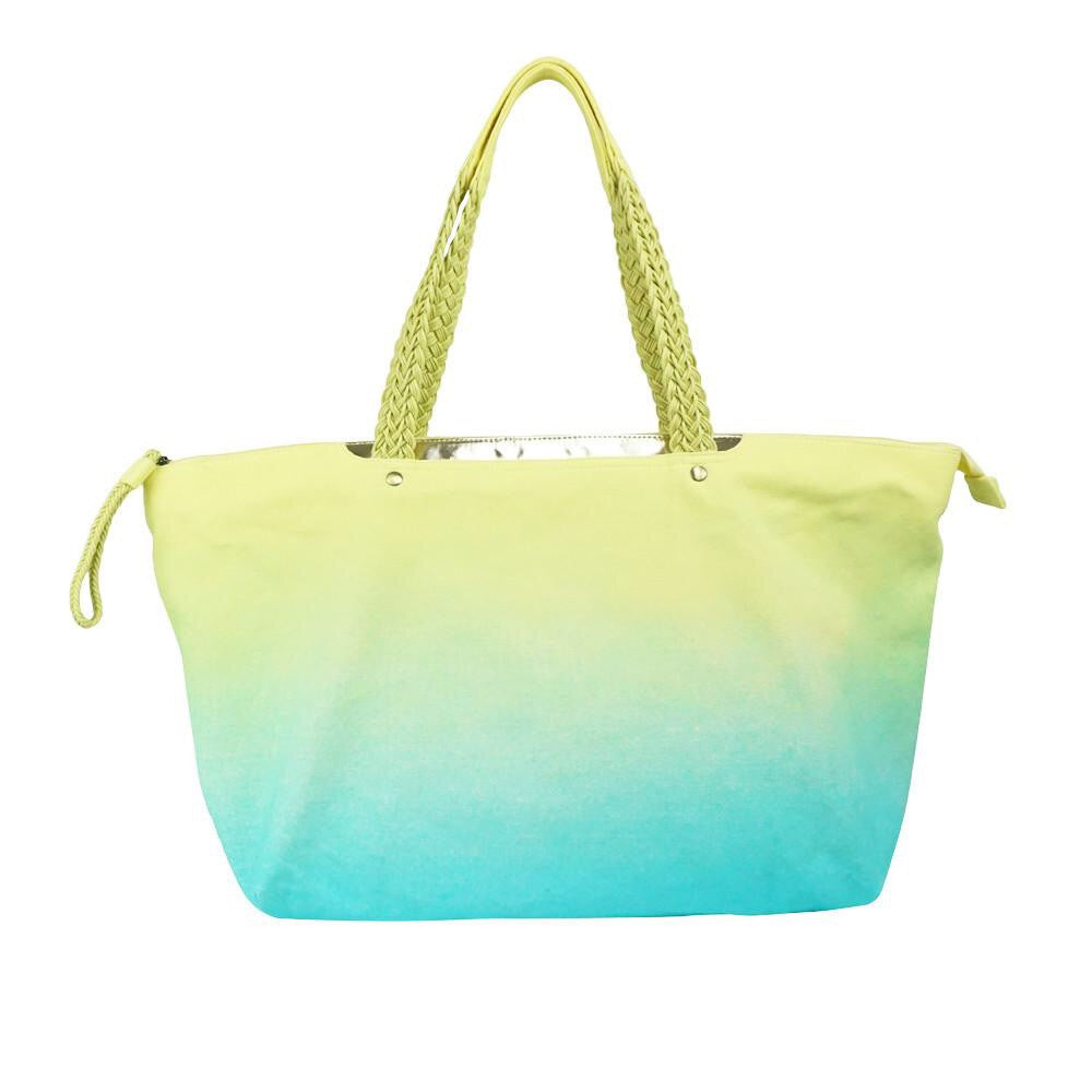 Blue Lagoon Playa Playa Beach Bag