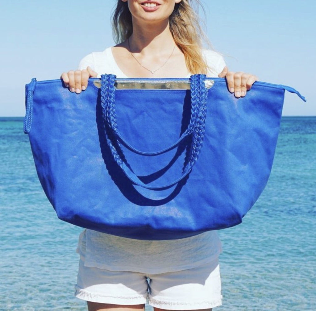 Océan Playa Playa Beach Bag